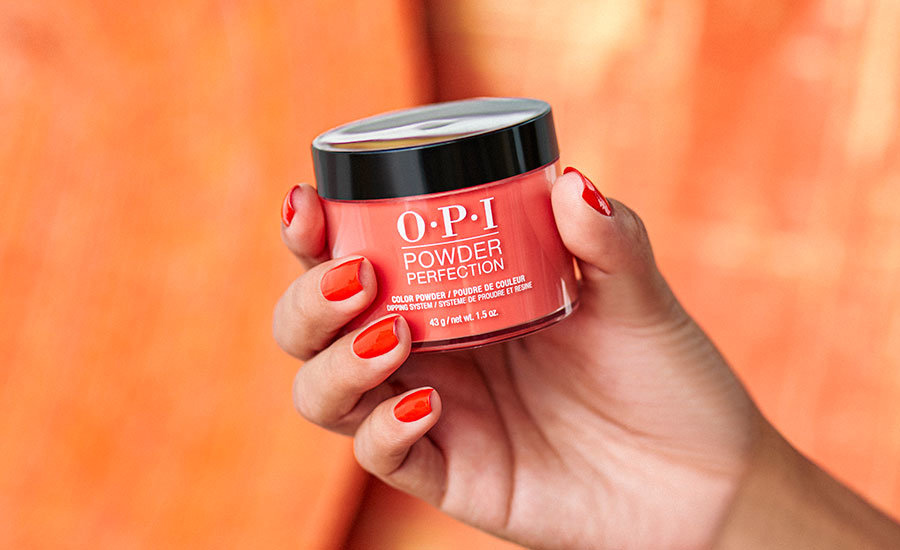OPI Dip Powder Manicures