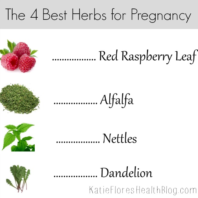 Pregnancy Herbs